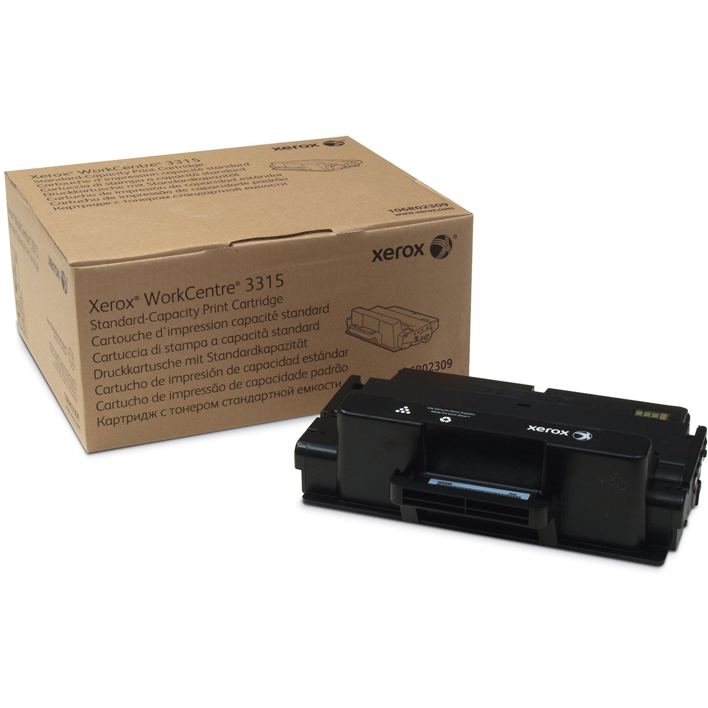 106R02309 - Toner Nero Capacità Standard - Xerox® WorkCentre™ 3315