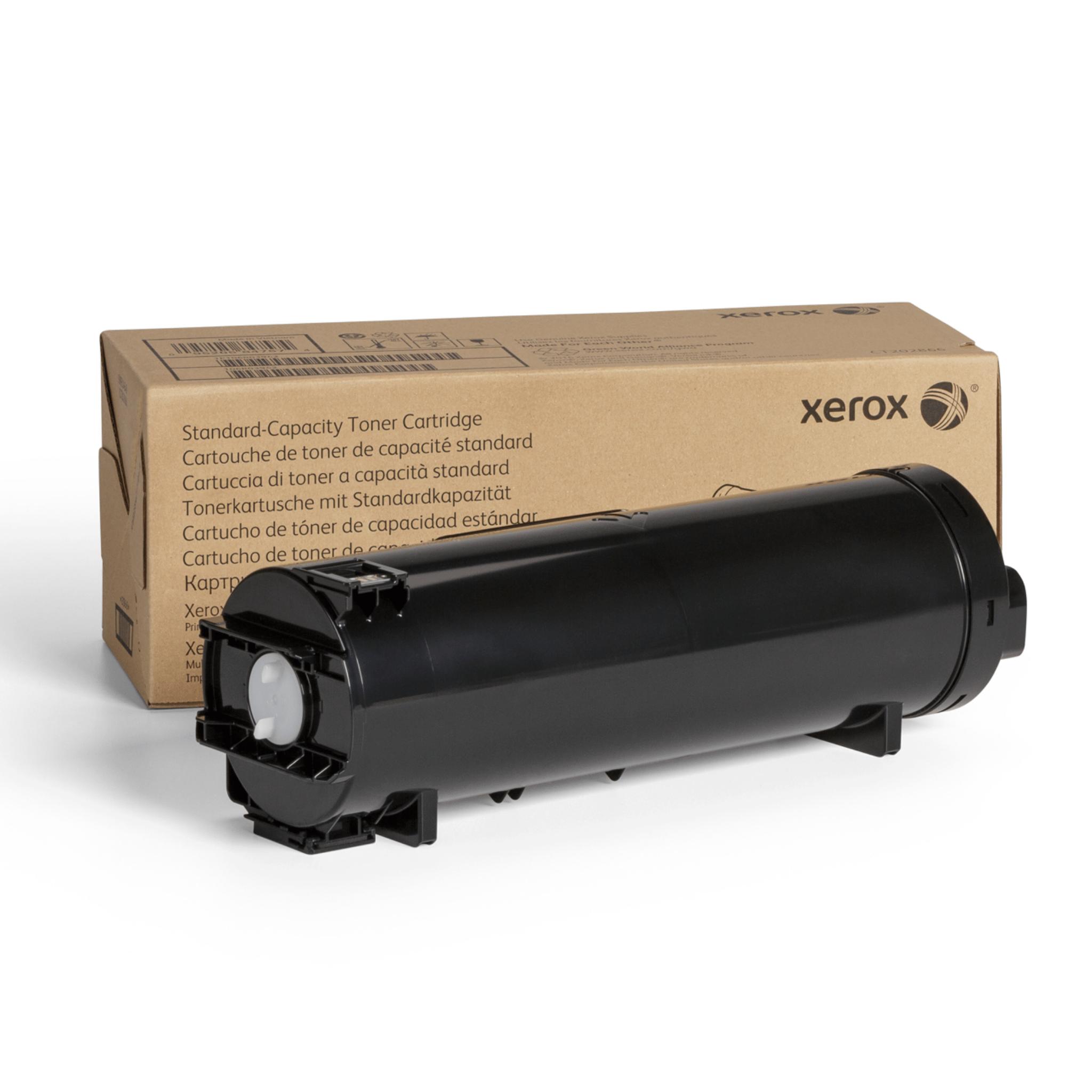 106R03940 - Toner Nero Capacità Standard - Xerox® VersaLink™ B600/B605/B610/B615