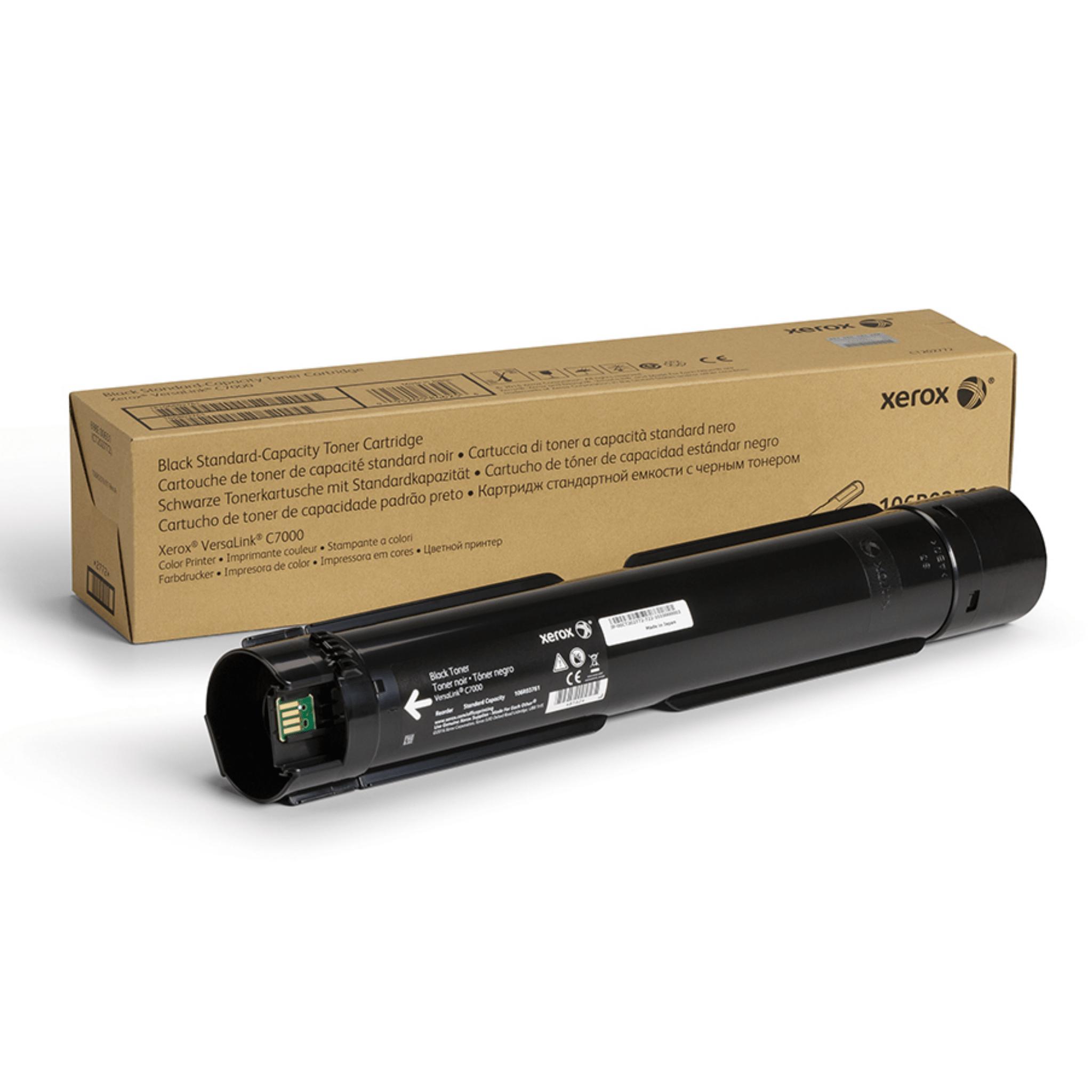 106R03761 - Toner Nero Capacità Standard - Xerox® VersaLink™ C7000