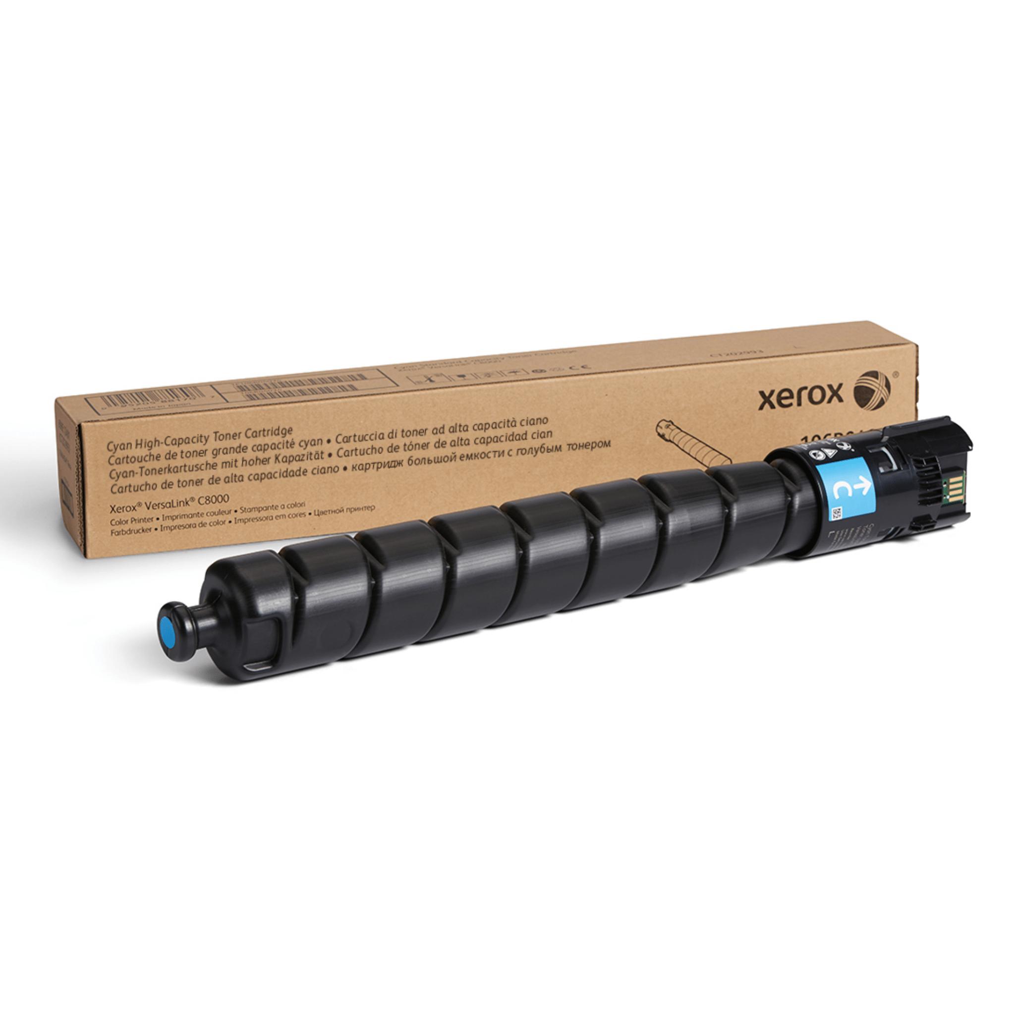 106R04050 - Toner Ciano Alta Capacità - Xerox® VersaLink™ C8000